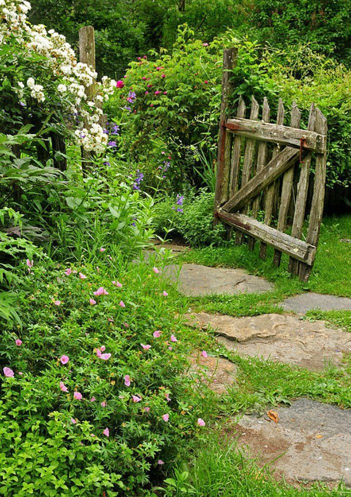 The garden path - 50 garden paths that lead you through the outdoor area ...#area #garden #lead #outdoor #path #paths