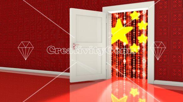 #Cybersecurity #backdoor concept – CreativityGems