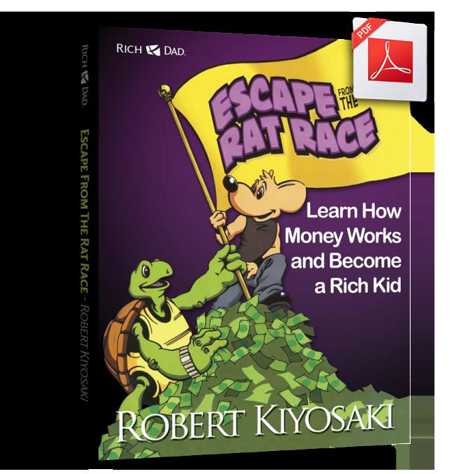 Ebook Rich Dad Poor Dad Indonesia