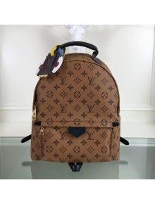 6679e7bf1b28 Louis Vuitton Palm Spring Monogram Canvas Backpack MM Kahki