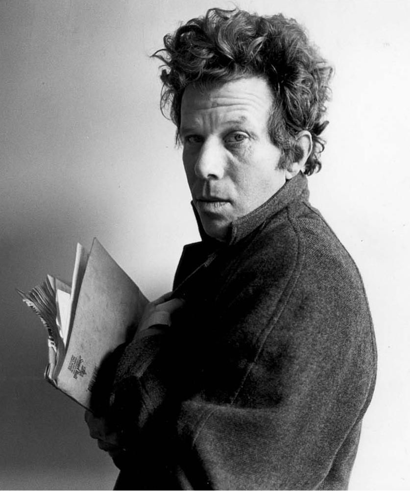 Tom Waits 1989  par Ellen Jaskol
