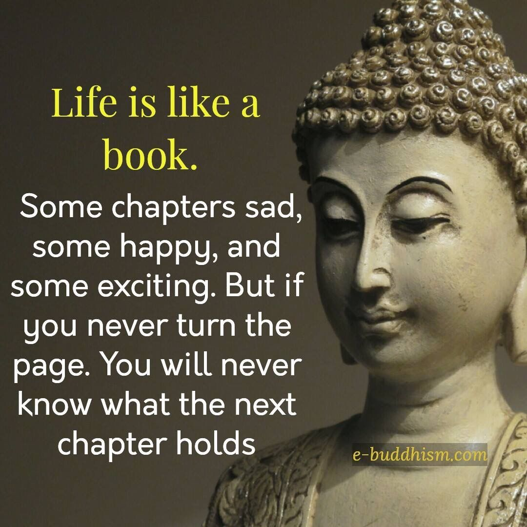 Life is like a book.  Buddha quotes inspirational, Buddha quote