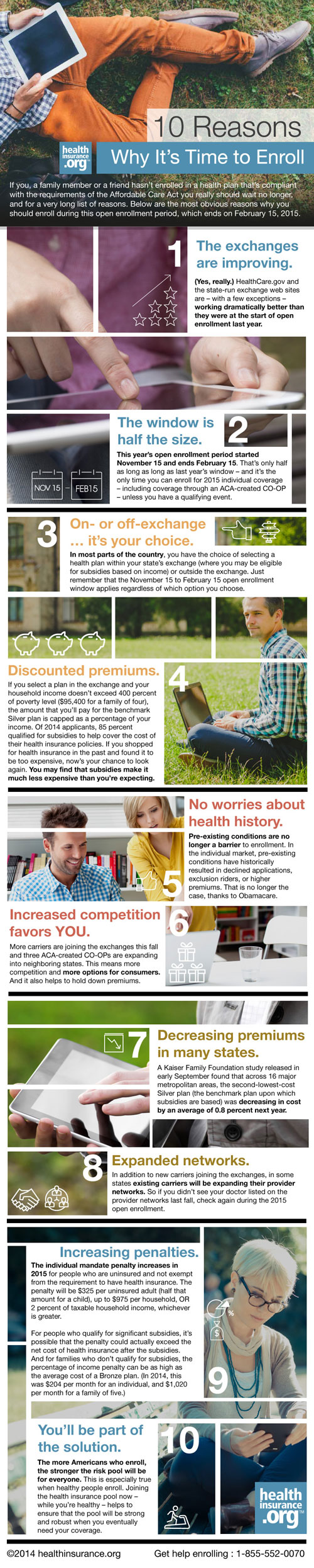 10 Reasons It S Time To Enroll With Images Family