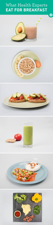 Your new fave breakfasts #breakfast #healthy #oatmeal http://greatist.com/eat/expert-healthy-breakfasts