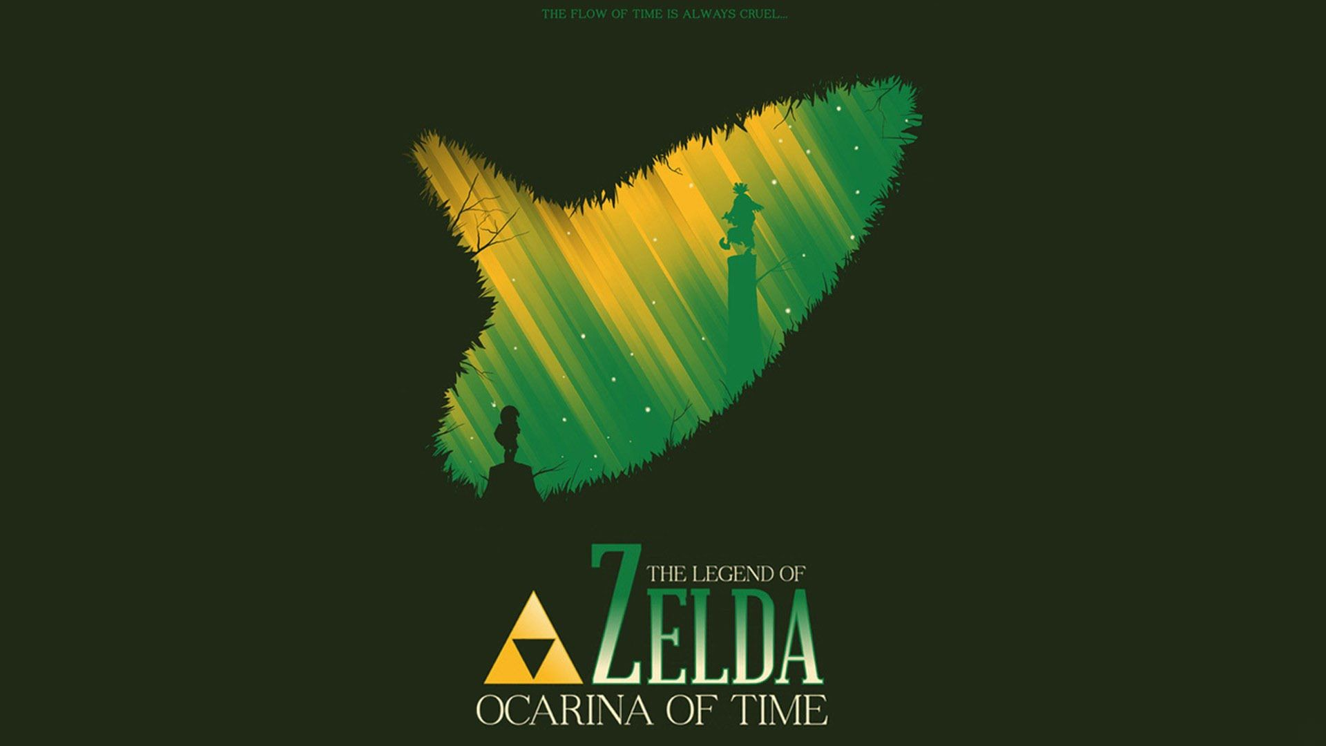 It S Always A Good Day To Chill Out Loz Ocarina Of Time Legend
