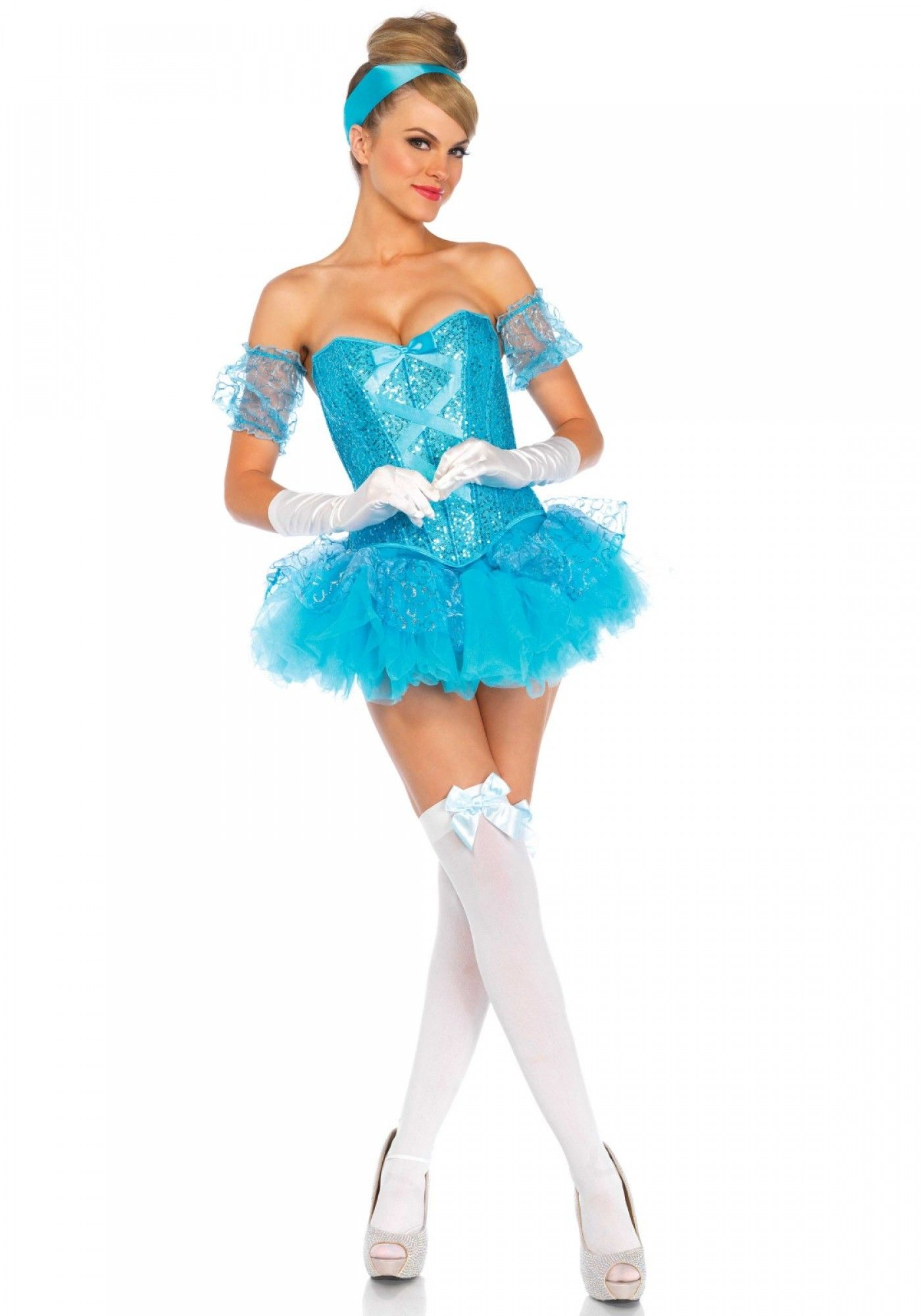 Leg Avenue 85025 Cinderella Costume Princess Dress Up #Halloween #Fairytale  sc 1 st  Pinterest & Leg Avenue 85025 Cinderella Costume Princess Dress Up #Halloween ...
