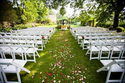 Outdoor Weddings Brazos Valley Wedding Planning: FEAST At Round Hill - 07