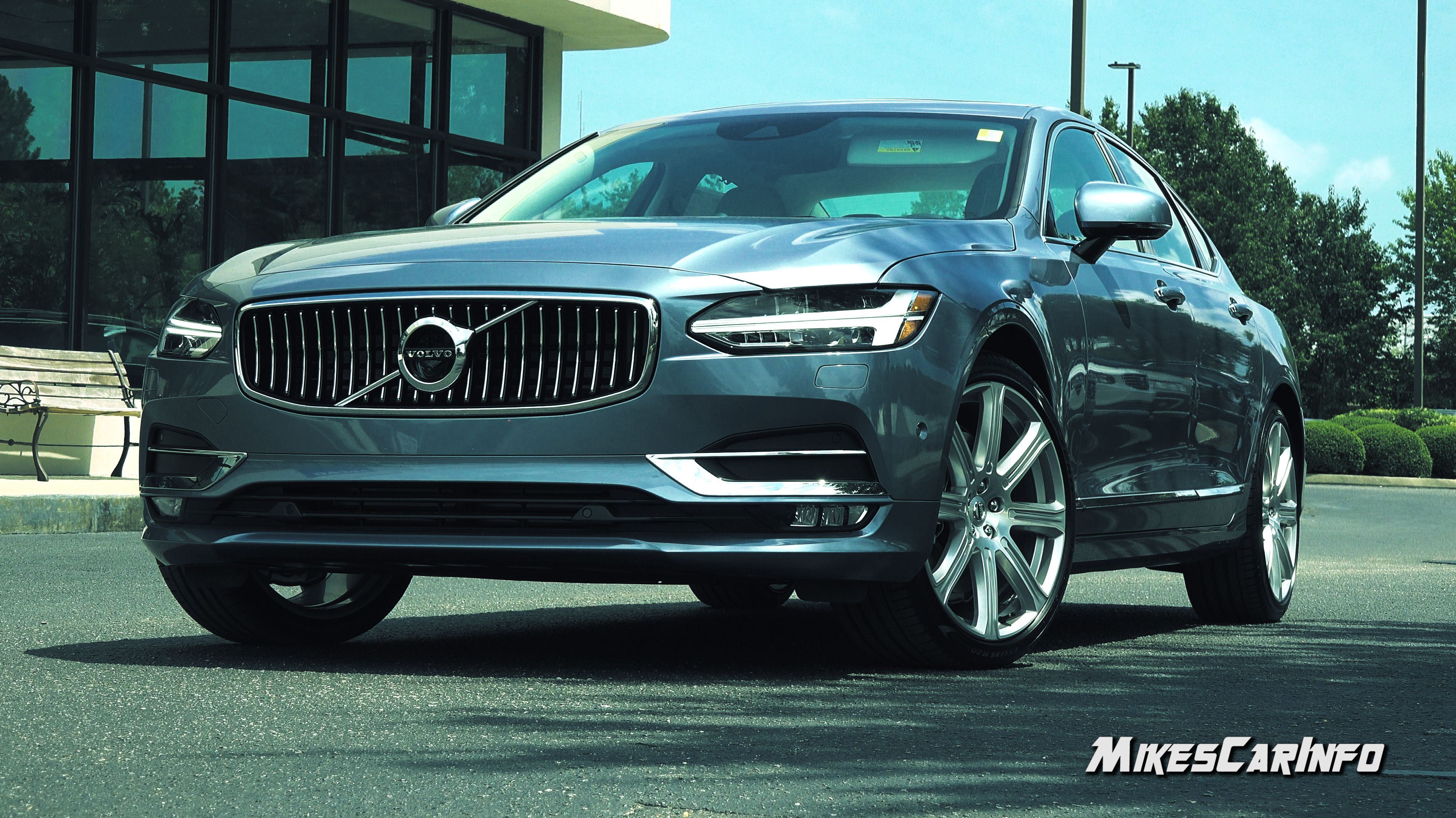 Such an awesome car! 2017 Volvo S90 Video coming soon
