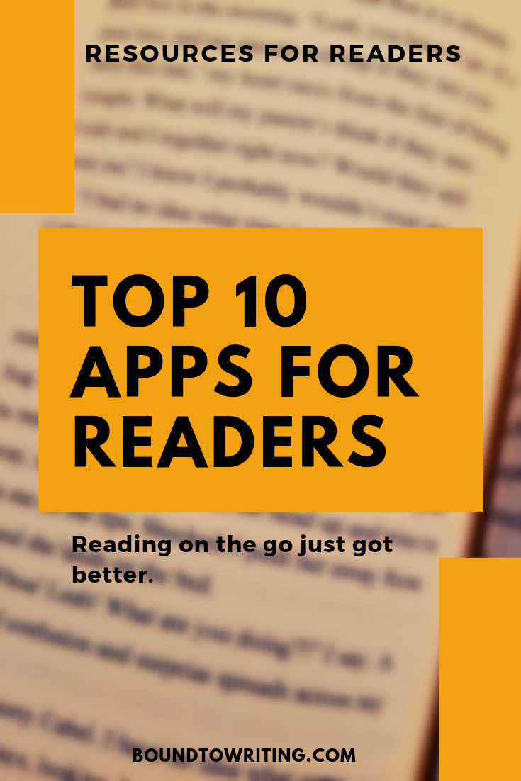 Top 10 Reading Apps for OnTheGo Reading Book proposal