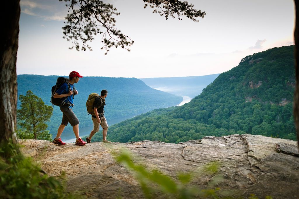 7 Beautiful Backpacking Getaways Near Chattanooga