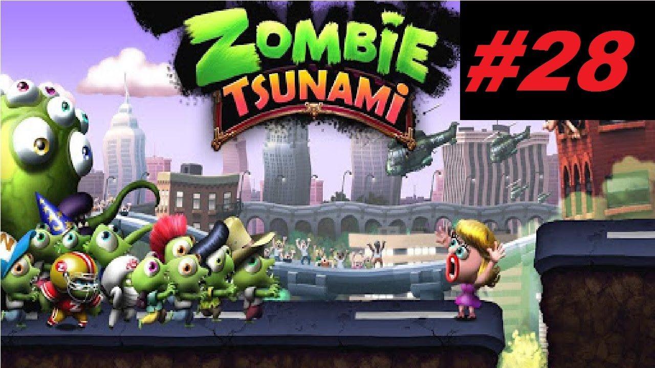 LETS GO TO ZOMBIE TSUNAMI GENERATOR SITE! [NEW] ZOMBIE