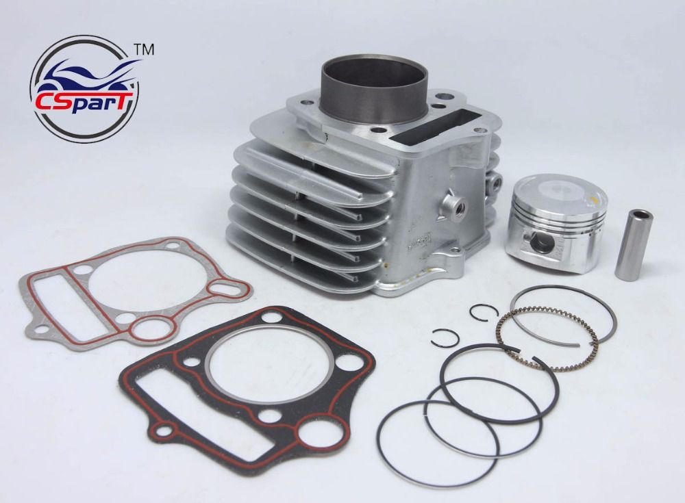 Dirt Pit Bike Lifan Engine Motor Gaskets Kit 125cc Part