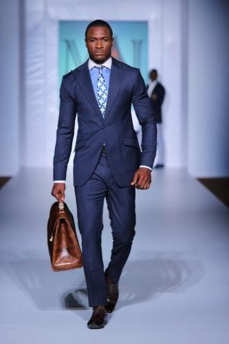 elegant africa men business suits attire
