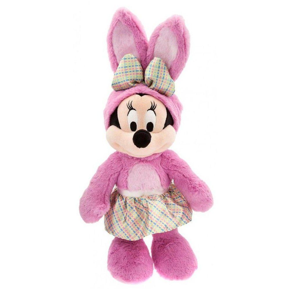 Brand New w//Tags Medium Pink 18 Inch Disney Minnie Mouse Plush