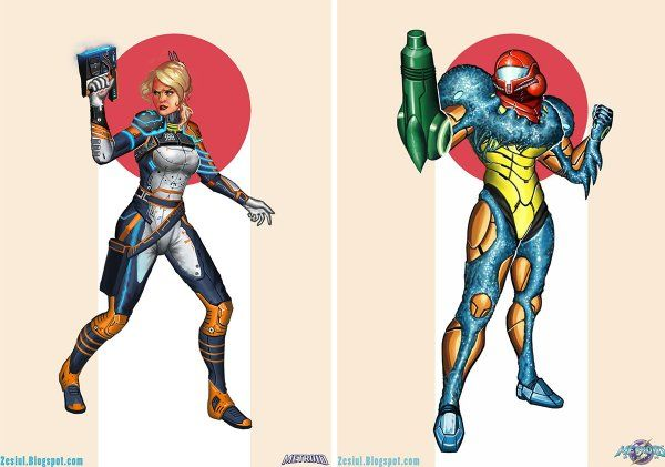 Oooh I Like This Version Of A Fusion Zero Suit