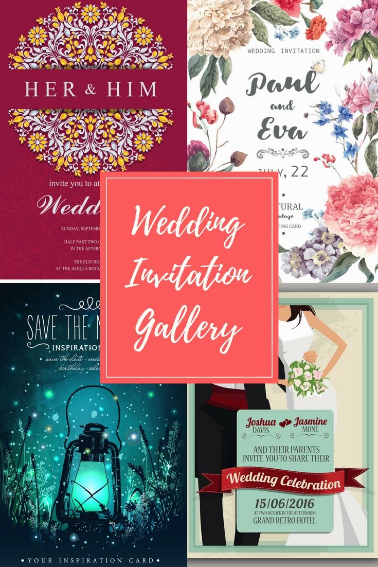 Completely Free Wedding Invitation Cards Examples - Begin To ...
