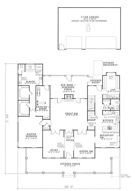 Plan No 314310 House Plans By Westhomeplanners Com House Plans House Layouts How To Plan