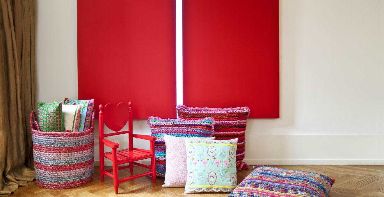 Stanze Da Letto Rosse : Camera da letto rossa colori letti rossi camera