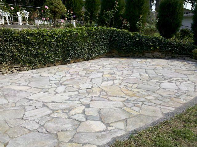 Pin By Nick Scheibel On Garden Backyard Front Yard Patio Paver Patio
