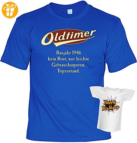 Geburtstag T-Shirt Original Jahrgang 1946 Royal Fun Shirt Geschenk 71