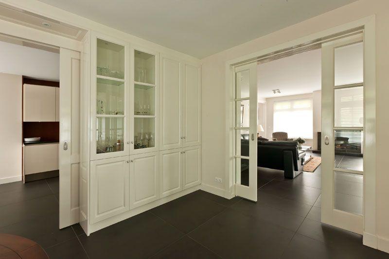 Prachtige dubbele deuren, interieur, architectuur | woonkamer ...