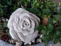 SILIKONFORM  - Grosse ROSE ca. 9,5 cm - So schön!