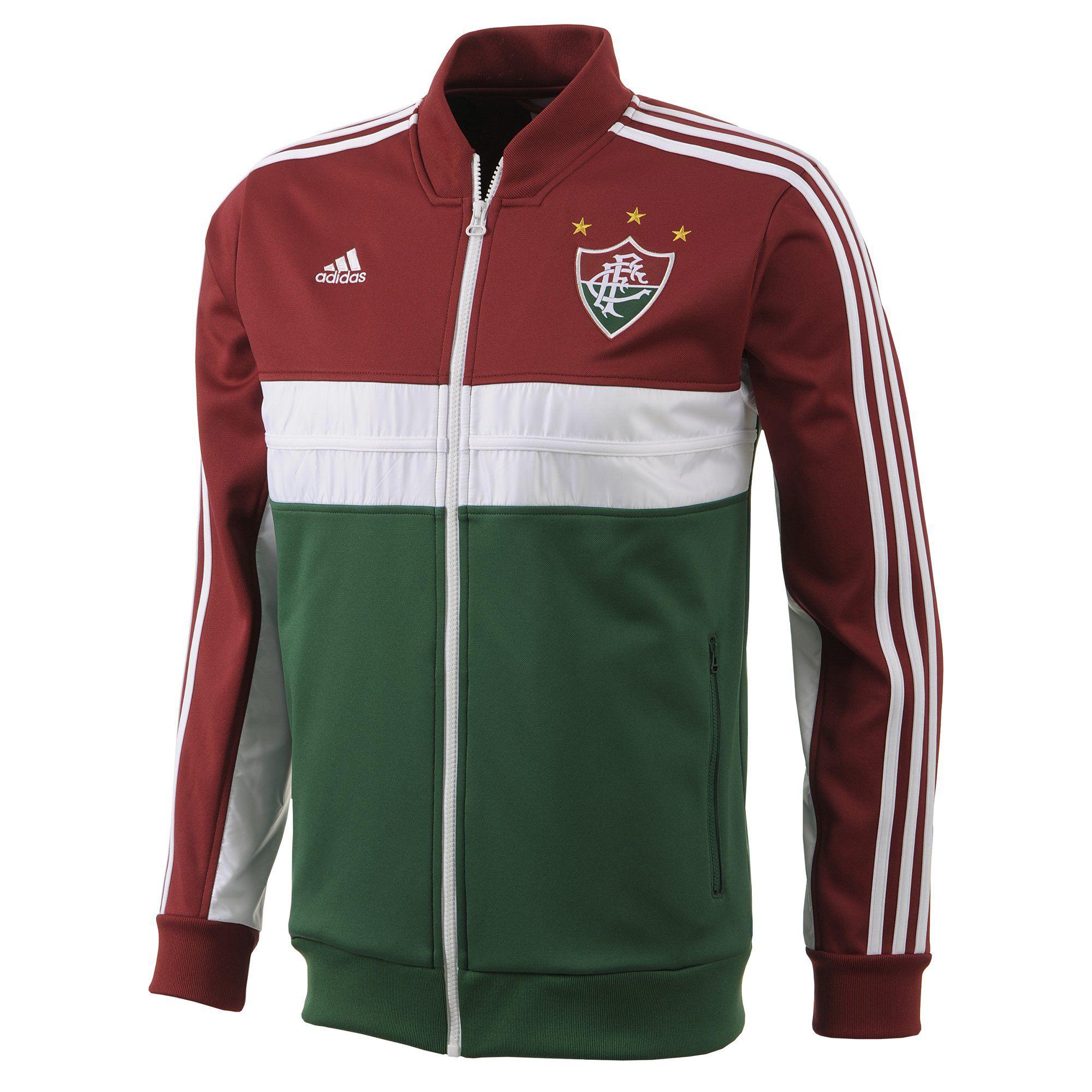 Jaqueta Hino Fluminense 7b6a5bfb3799b