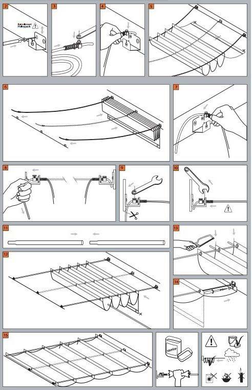 toldo de Vela - # 1 de calidad superior tensado Estructuras de sombra y Estructuras Tensioned tela de Shadesails.com ! El Sitio Oficial