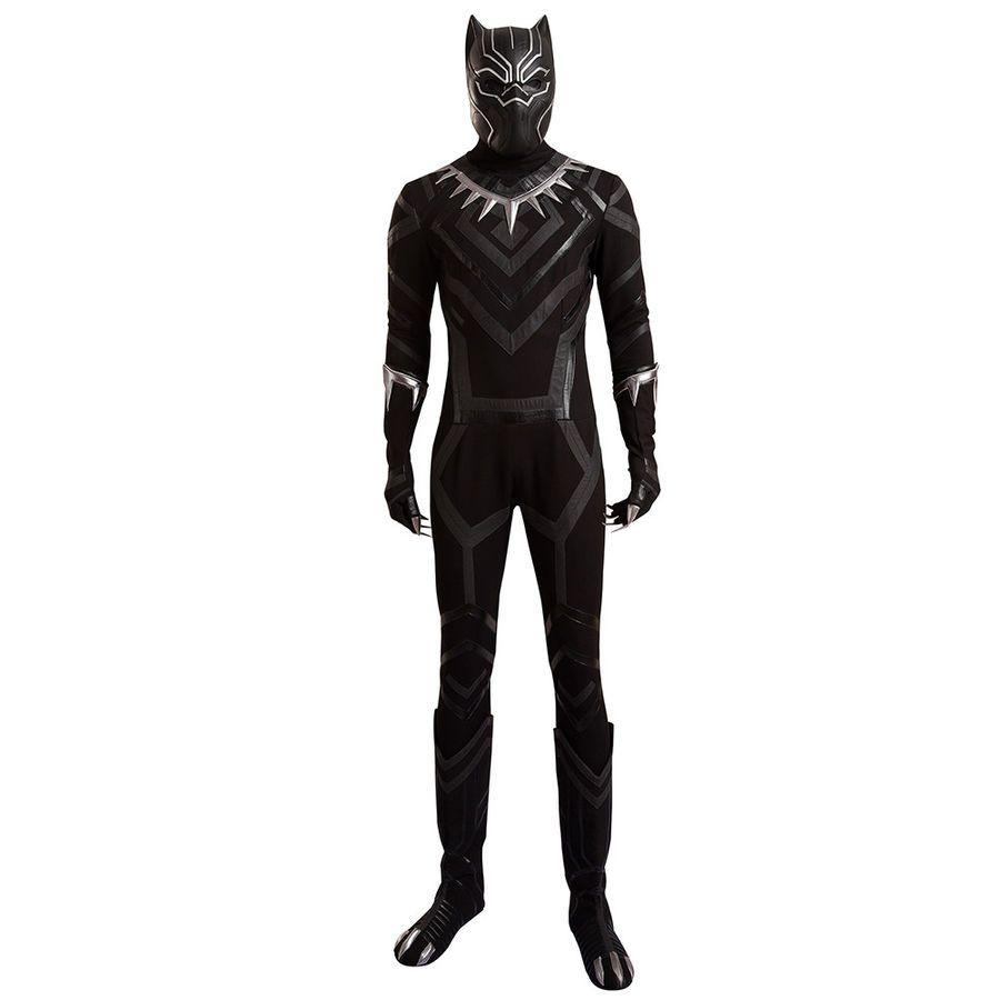 exquisiter Stil der Verkauf von Schuhen wo kann ich kaufen Marvel Avengers Infinity War Black Panther Maske Cosplay ...