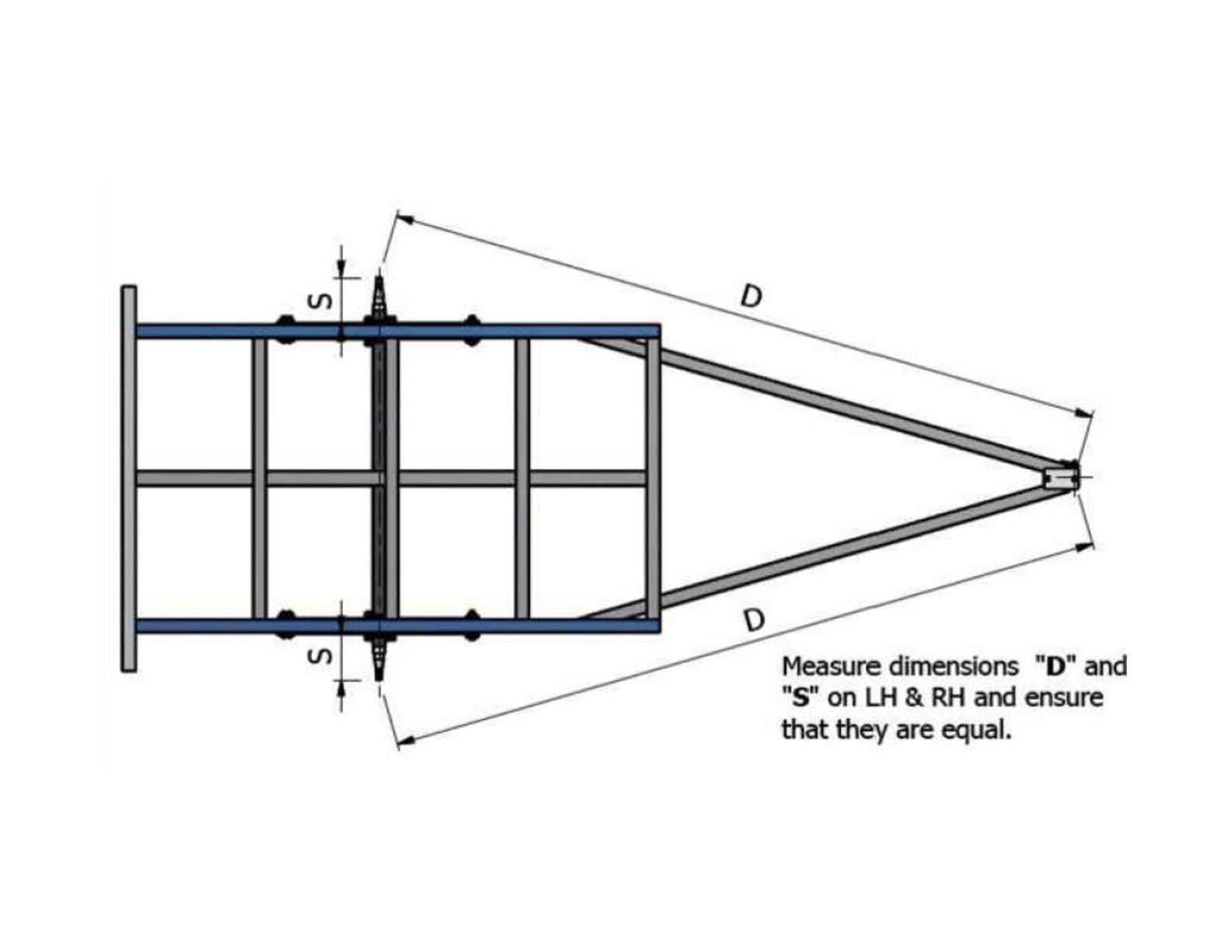 Dump trailer plans diy bumper pull 45 degree tipping angle