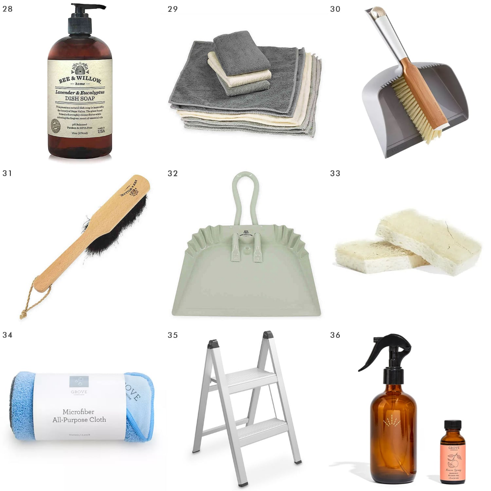 Home Essentials That Look Good Doing Their Thing: Cleaning ...