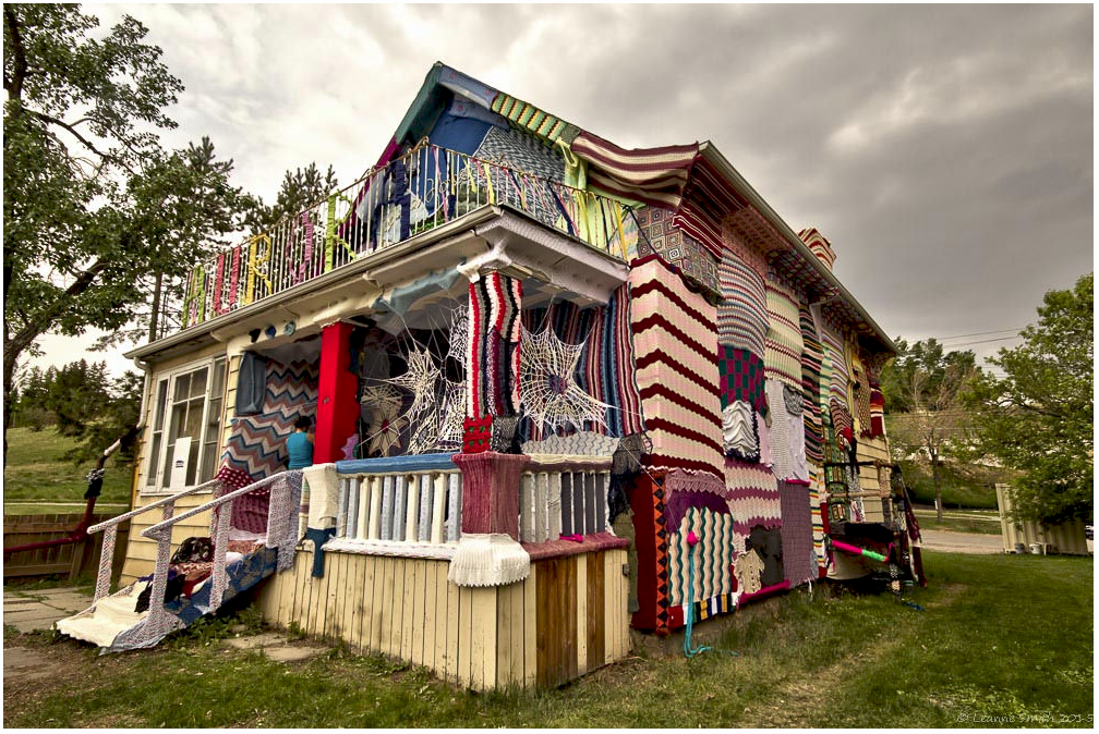 This home in Calgary has been purchased by the Calgary Homeless Foundation, and is slated for demolition. I saw Leanne Smith's incredible photos of this worthy project and fell in love. Thank…