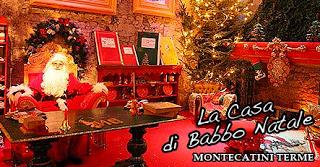Babele Viaggi: La Casa di Babbo Natale in Toscana!