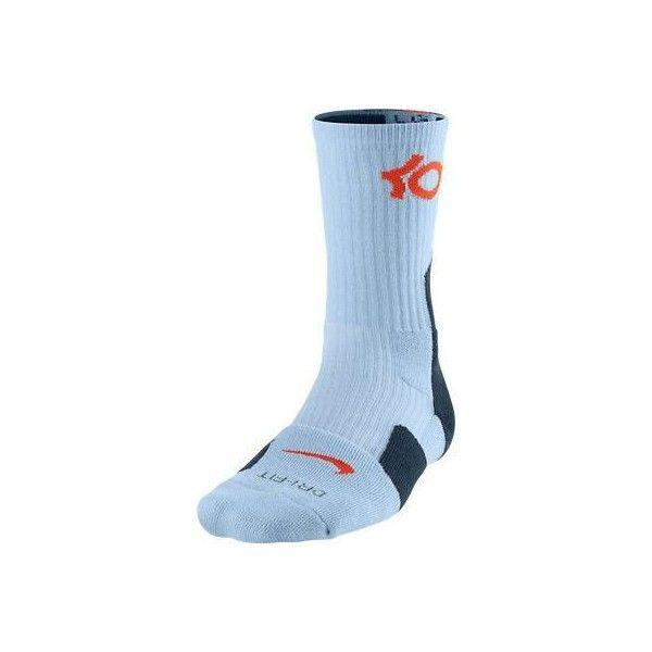 nike sock ❤ liked on Polyvore featuring intimates, hosiery, socks, nike socks and nike