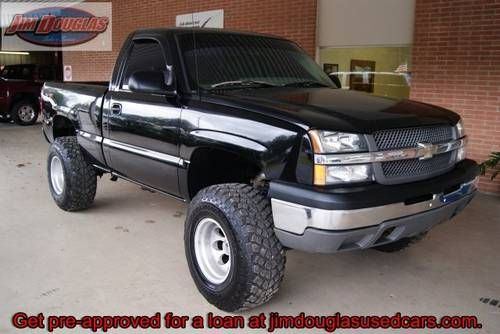 2003 Chevy Silverado Reg Cab SWB 4x4 Lifted 87K Miles Awesome ...
