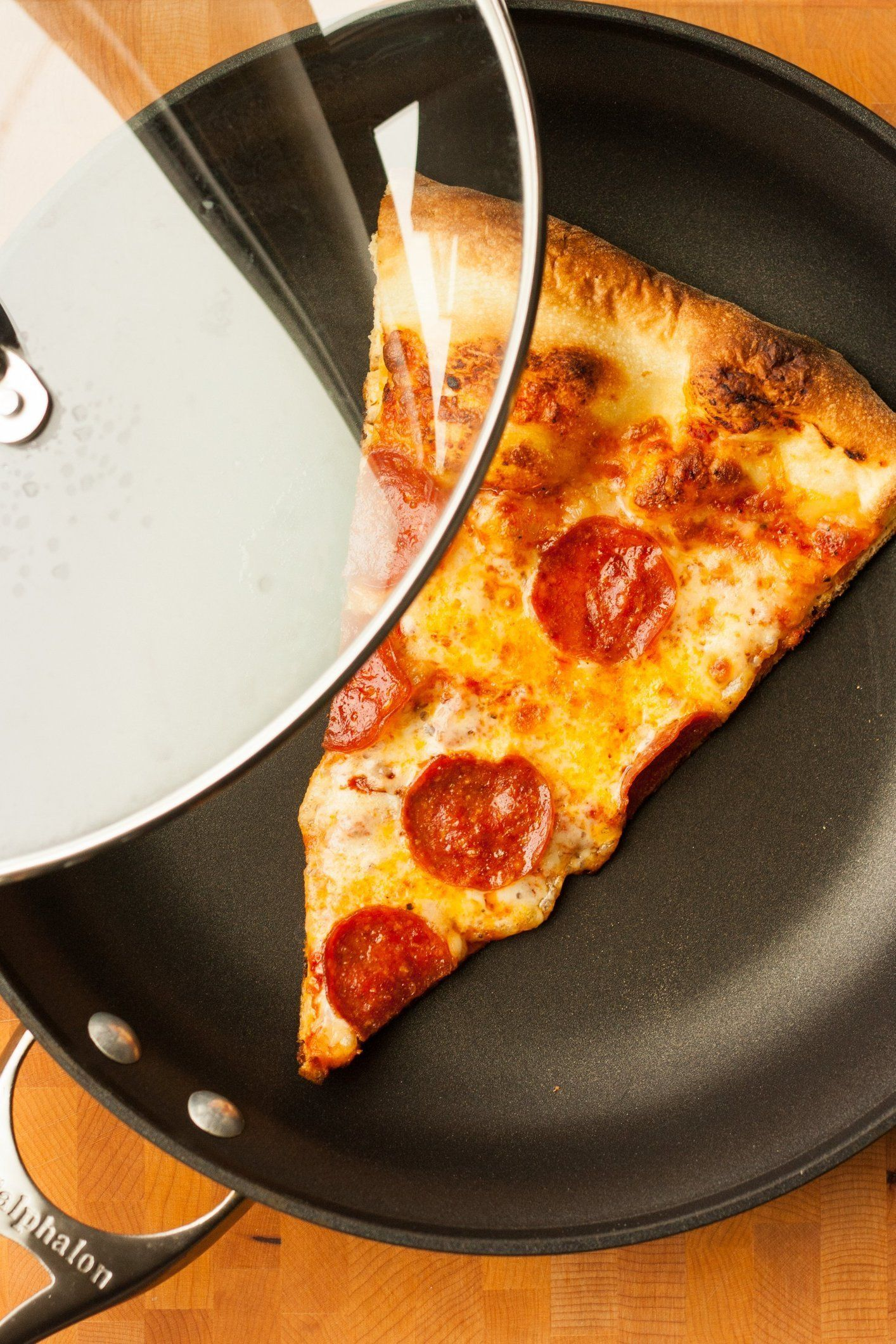 the best way to reheat a slice of pizza   pizzas, reheat pizza and