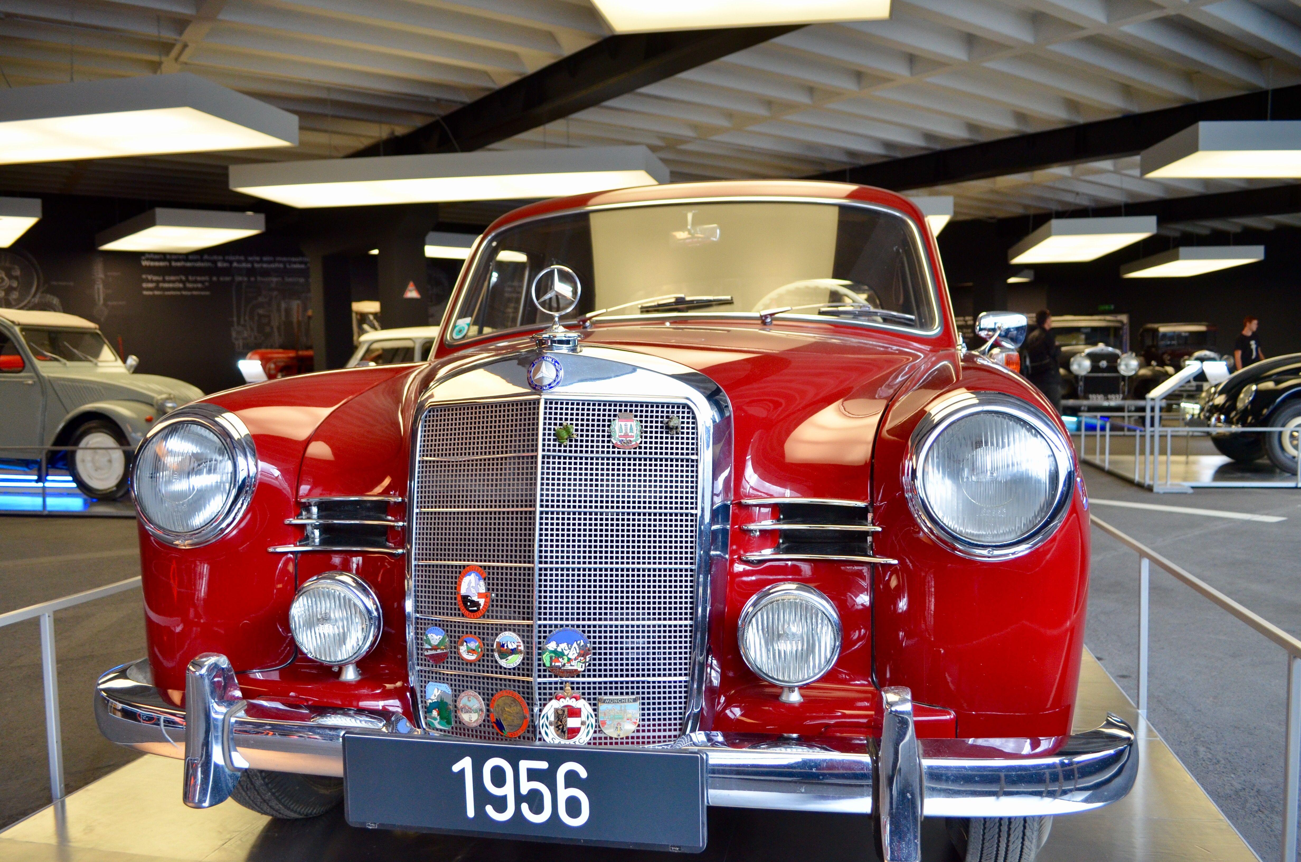 1956 Mercedes Benz Ponton Old Mercedes Mercedes Benz Classic