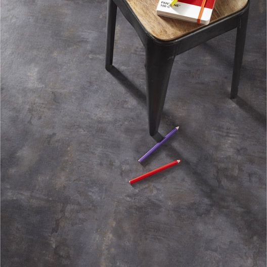 Sol Pvc Dance Beton Gerflor 4 M Sol Vinyle Decoration Maison Carrelage