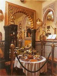 Restaurante Arrayanes Moroccan Restaurant Restaurant Granada
