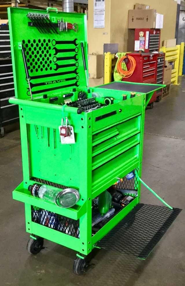 Imgur Tool Cart Tool Box Organization Tool Storage Diy