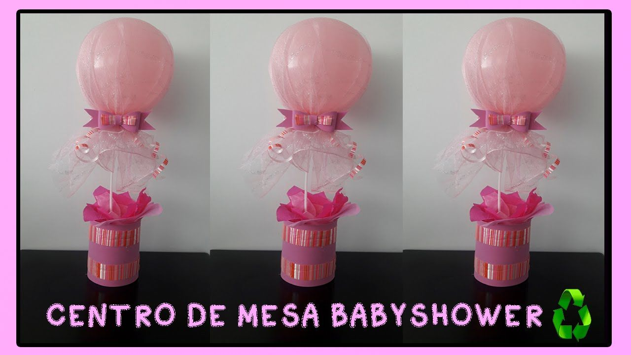 Centro De Mesa Babyshower Bautizo Con Botellas Facil Y Economico Decora Centros De Mesa Botellas Centro De Mesa Bautismo Centros De Mesa Frascos