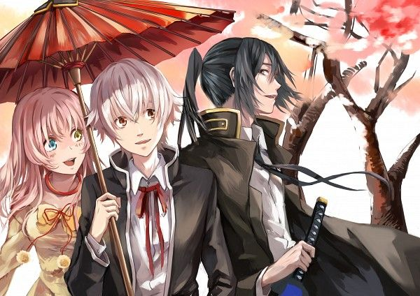 An archive of our own, a project of the organization for transformative works. Neko, Kuroh and Yashiro (K Project) | K project anime, K ...