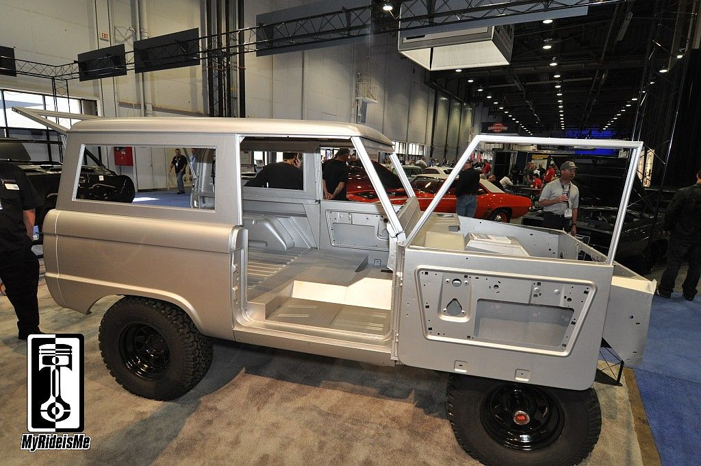 Sema 2012 Best Product 7 Early Bronco Rust Solved Early Bronco Ford Bronco Bronco