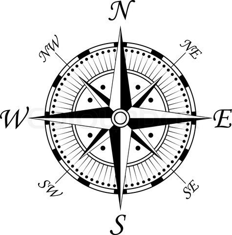 A Nautical Compass Is So Mysterious Wonderful Charting New Course Every Which Way Very Nice
