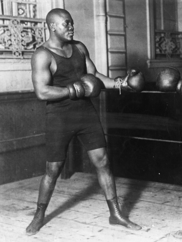 Jack Johnson, still Jack johnson boxer
