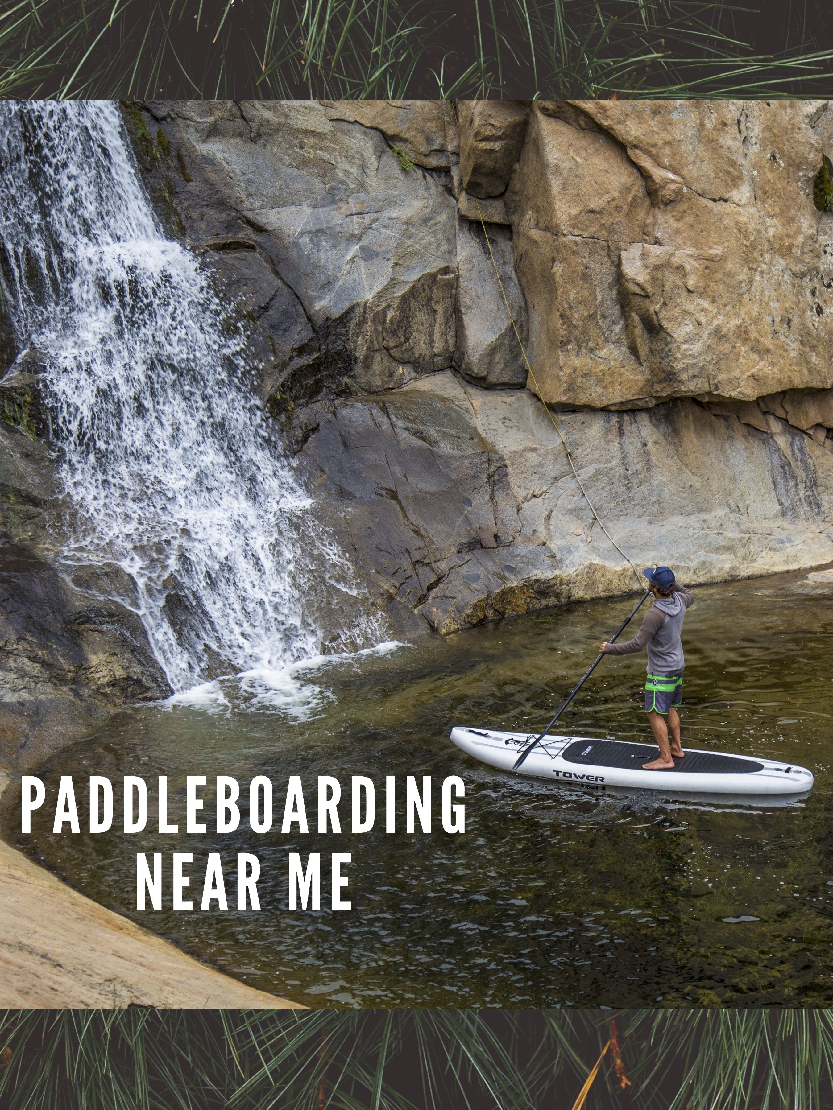 An indepth look at paddleboarding locations across the u