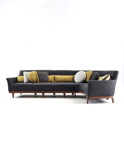 Morgan Modena Modular Sofa System The Modena Collection