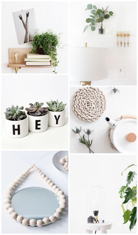 scandinavian inspired home diy 39 s diy decor deko selbermachen pinterest zuhause deko und. Black Bedroom Furniture Sets. Home Design Ideas