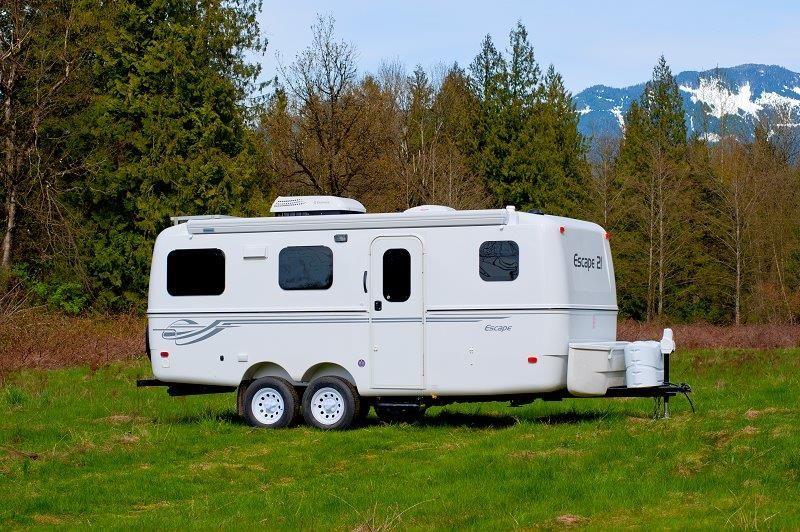 Escape 21 Recreational Vehicles Thermal Windows Aluminum Rims