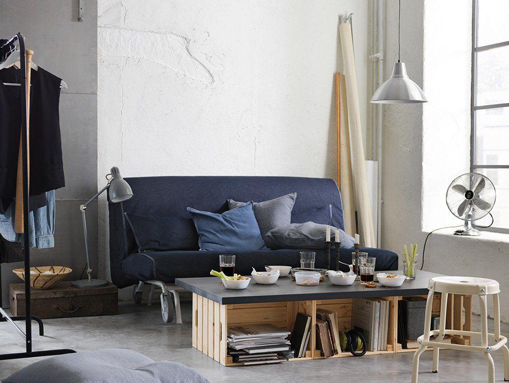 6 Conseils A Suivre Pour Agrandir Un Petit Salon Table Basse